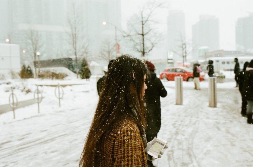 wintertenen winterhanden